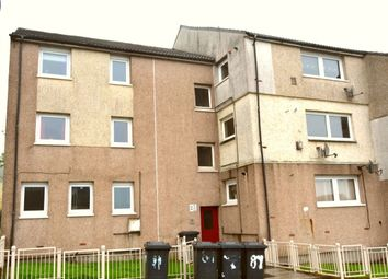 Thumbnail 2 bedroom flat to rent in Rennie Road, Kilsyth, Glasgow