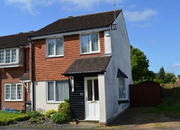 Thumbnail 3 bed semi-detached house for sale in Dore Close, The Maltings, Northampton