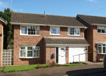 Thumbnail 4 bed detached house for sale in Highlands Drive, Burton-On-Trent, Staffordshire
