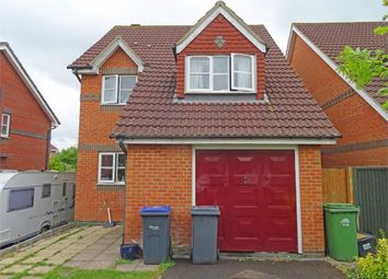 Thumbnail 3 bed detached house for sale in Cheviot Close, Trowbridge, Wiltshire