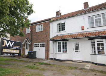 Thumbnail 2 bed terraced house for sale in Front Street, Appleton Wiske, Northallerton