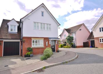 Thumbnail 3 bed detached house for sale in Mill Grove, High Ongar, Ongar, Essex