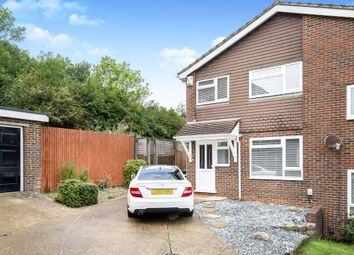 Thumbnail 3 bed semi-detached house for sale in Bush Cottage Close, Portslade, Brighton