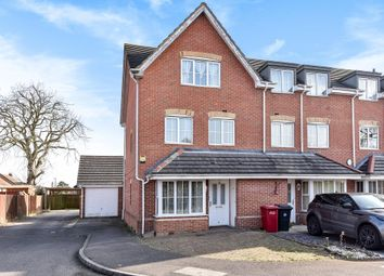 Thumbnail 4 bedroom town house for sale in Broomfield Gate, Slough, Berkshire
