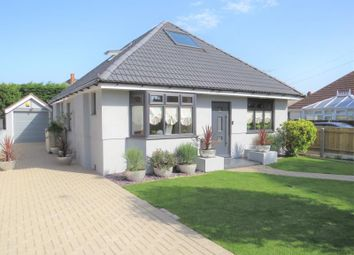 Thumbnail 3 bed detached bungalow for sale in Lombard Avenue, Southbourne, Bournemouth