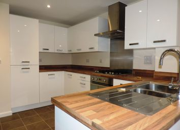 Thumbnail 3 bed town house to rent in Cutforth Way, Romsey