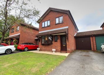 Thumbnail 4 bedroom detached house for sale in Eastbury Drive, Solihull