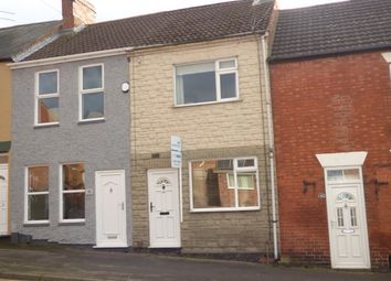 Thumbnail 2 bed terraced house for sale in Leicester Road, Whitwick, Coalville