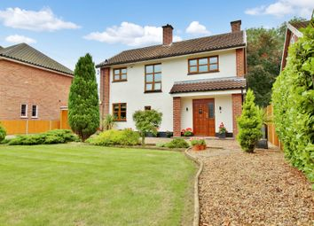 Thumbnail 3 bed detached house for sale in Westbourne Road, Coltishall, Norwich