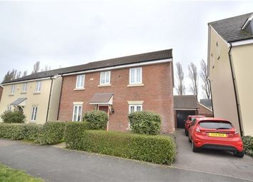 Thumbnail 4 bedroom detached house for sale in Staxton Drive Kingsway, Quedgeley, Gloucester