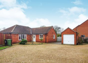 Thumbnail 3 bed detached bungalow for sale in Ringers Close, Mattishall, Dereham