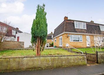 Thumbnail 3 bed semi-detached house for sale in Honeymead, Croscombe, Wells
