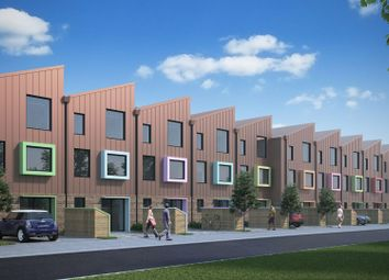 Thumbnail 4 bed property for sale in Newfoundland Road, St Pauls, Bristol