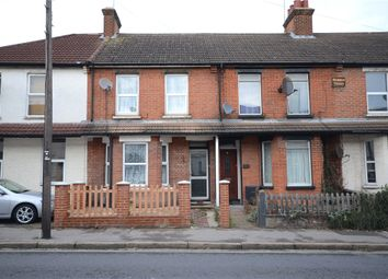 Thumbnail 3 bed terraced house for sale in Ash Road, Aldershot, Hampshire