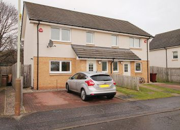 Thumbnail 3 bedroom semi-detached house for sale in Bridgend Street, Dundee