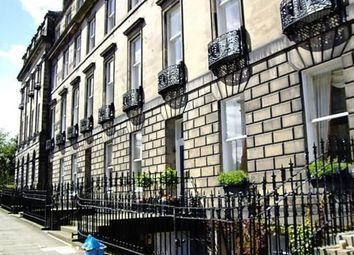 Thumbnail 2 bed flat to rent in Great Stuart Street, New Town, Edinburgh