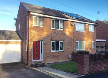 Thumbnail 3 bed semi-detached house for sale in Moorside Dale, Ripon