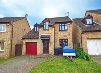 Thumbnail 4 bed detached house for sale in Allard Close, Northampton