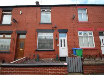 Thumbnail 2 bed terraced house for sale in Bay Street, Foxholes, Rochdale, Greater Manchester