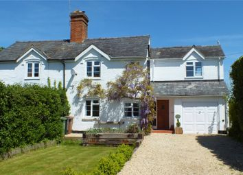 Thumbnail 3 bed semi-detached house for sale in Church Road, Aston Somerville, Broadway, Worcestershire