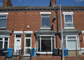 Thumbnail 2 bed terraced house for sale in Belmont Street, Hull