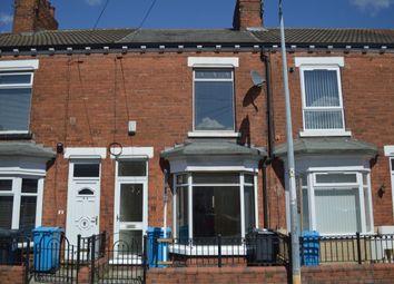 Thumbnail 2 bedroom terraced house for sale in Belmont Street, Hull