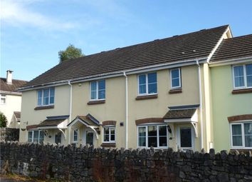 Thumbnail 2 bed terraced house to rent in Knights Mead, Chudleigh Knighton, Newton Abbot, Devon
