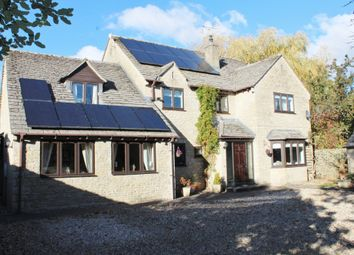 Thumbnail 5 bed detached house for sale in London Road, Fairford