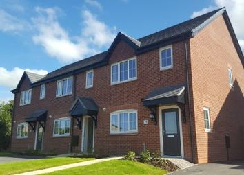 Thumbnail 3 bedroom town house for sale in Ribblesdale Drive, Forton, Lancashire