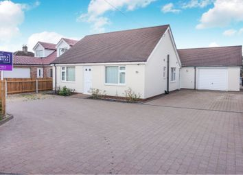 Thumbnail 4 bed detached bungalow for sale in London Road, Brandon