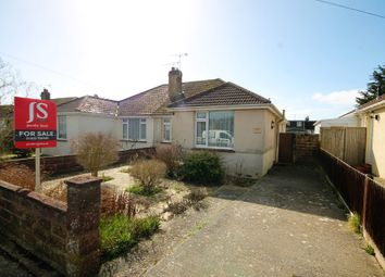 Thumbnail 2 bed semi-detached bungalow for sale in Abbey Road, Sompting, Lancing
