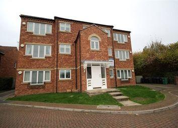 Thumbnail 2 bed flat to rent in Saxon Grange, Sherburn In Elmet, Leeds