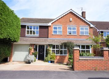 Thumbnail 5 bed detached house for sale in Barnwood Avenue, Gloucester