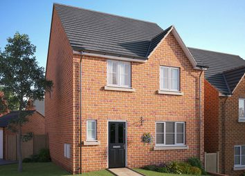 "Thumbnail 4 bed detached house for sale in ""The Mylne"" at Showground Road, Malton"