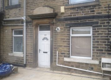 Thumbnail 3 bed terraced house to rent in Fenton Road, Lockwood, Huddersfield
