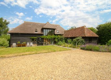 Thumbnail 4 bed detached house for sale in Otford Lane, Halstead, Sevenoaks