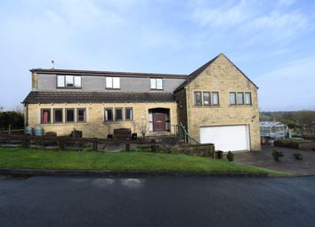 Thumbnail 5 bed detached house for sale in Downing Street, Linthwaite, Huddersfield