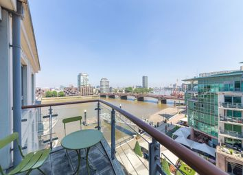 Thumbnail 1 bedroom flat to rent in Hamilton House, 6 St. George Wharf, Vauxhall, London