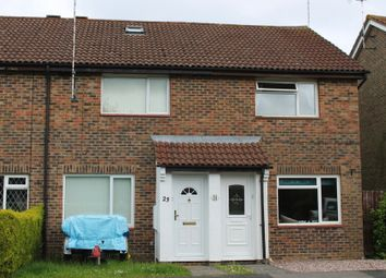 Thumbnail 2 bed terraced house to rent in Alfred Close, Totton, Southampton