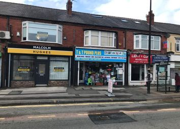 Thumbnail Retail premises for sale in Cross Street, Sale