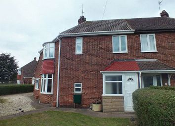 Thumbnail 3 bed semi-detached house to rent in Derwent Road, Scunthorpe