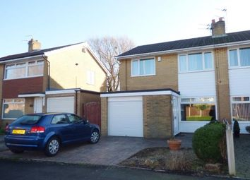 Thumbnail 3 bed semi-detached house for sale in Tankersley Grove, Great Sankey, Warrington, Cheshire