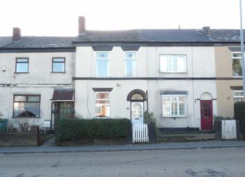 Thumbnail 2 bedroom terraced house for sale in Bury Road, Breightmet, Bolton, Greater Manchester