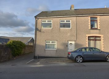 Thumbnail 3 bed end terrace house for sale in Jones Street, Cilfynydd, Pontypridd