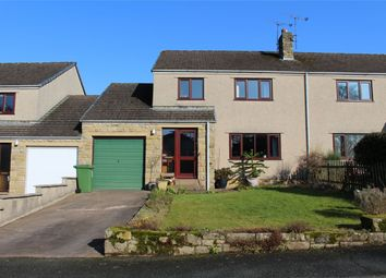 Thumbnail 3 bed semi-detached house for sale in Mill Hill, Appleby-In-Westmorland, Cumbria