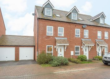 Thumbnail 3 bed town house for sale in Bodicote, Banbury