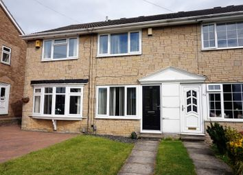 Thumbnail 2 bed terraced house for sale in Thompson Drive, Wakefield