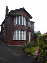 Thumbnail 4 bed detached house to rent in Withington Road, Chorlton Cum Hardy, Manchester
