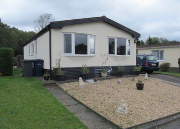 Thumbnail 2 bedroom mobile/park home for sale in Warren Park (Ref 5728), Thursley, Godalming, Surrey