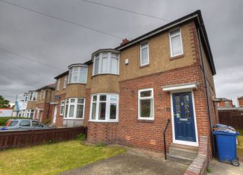Thumbnail 3 bed flat for sale in Tantobie Road, Newcastle Upon Tyne